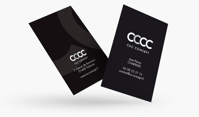 Designea Communication Entreprise Carte De Visite Graphiste Designer
